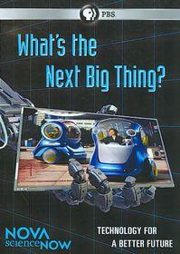 Nova:Sciencenow What's the Next Big T - (Region 1 Import DVD)