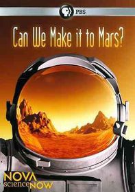 Nova:Sciencenow Can We Make It to Mar - (Region 1 Import DVD)