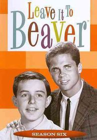 Leave It to Beaver:Complete Sixth Sea - (Region 1 Import DVD)