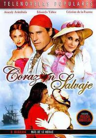 Corazon Salvaje - (Region 1 Import DVD)