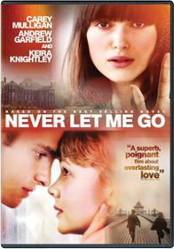 Never Let Me Go - (Region 1 Import DVD)