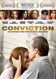 Conviction - (Region 1 Import DVD)