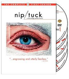 Nip/Tuck:Complete First Season - (Region 1 Import DVD)