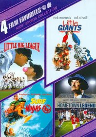 4 Film Favorites:Kids Sports - (Region 1 Import DVD)