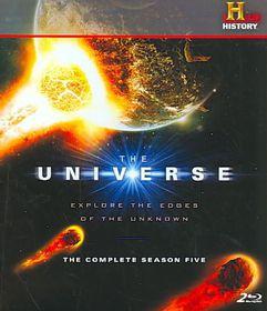 Universe:Complete Season 5 - (Region A Import Blu-ray Disc)