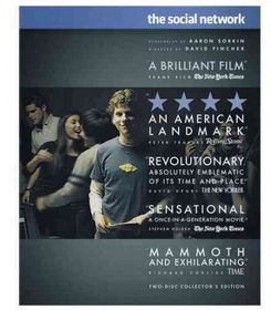 Social Network - (Region A Import Blu-ray Disc)