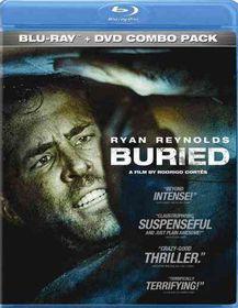 Buried - (Region A Import Blu-ray Disc)