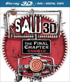 Saw:Final Chapter 3d - (Region A Import Blu-ray Disc)