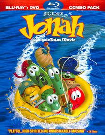Jonah:Veggietales Movie - (Region A Import Blu-ray Disc)