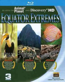Equator Extremes - (Region A Import Blu-ray Disc)