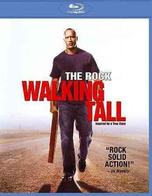 Walking Tall - (Region A Import Blu-ray Disc)