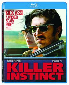 Mesrine:Killer Instinct Part 1 - (Region A Import Blu-ray Disc)