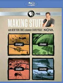 Nova:Making Stuff - (Region A Import Blu-ray Disc)