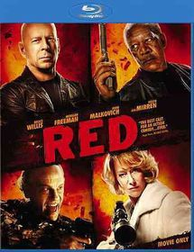 Red - (Region A Import Blu-ray Disc)