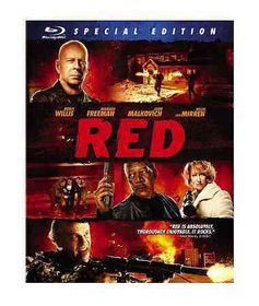 Red (Special Edition) - (Region A Import Blu-ray Disc)