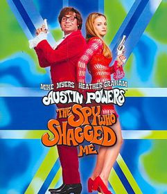 Austin Powers:Spy Who Shagged Me - (Region A Import Blu-ray Disc)