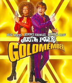 Austin Powers in Goldmember - (Region A Import Blu-ray Disc)