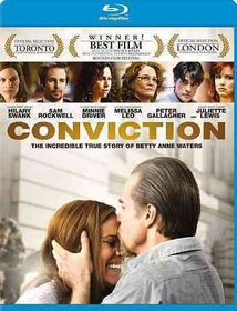 Conviction - (Region A Import Blu-ray Disc)