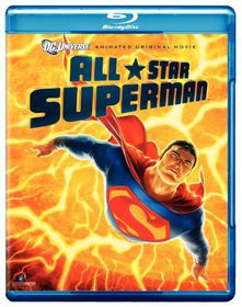 All Star Superman - (Region A Import Blu-ray Disc)