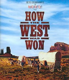 How the West Was Won - (Region A Import Blu-ray Disc)
