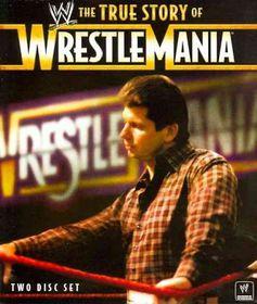 Wrestle Mania Story - (Region A Import Blu-ray Disc)