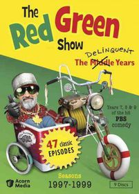 Red Green Show:Delinquent Years - (Region 1 Import DVD)
