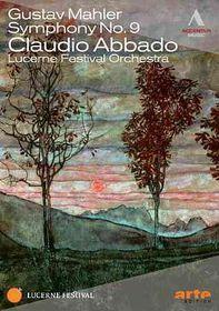 Mahler:Claudio Abbado Conducts the Lu - (Region 1 Import DVD)