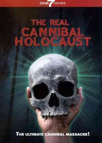 Real Cannibal Holocaust - (Region 1 Import DVD)