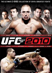 Ufc:Best of 2010 - (Region 1 Import DVD)