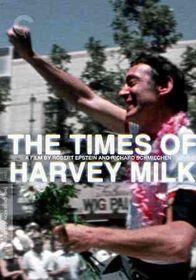 Times of Harvey Milk - (Region 1 Import DVD)