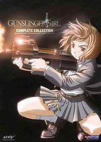 Gunslinger Girl:Comp Series with Ova - (Region 1 Import DVD)