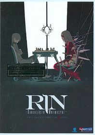 Rin Daughters/Mnemosyne:Comp Ser Vc - (Region 1 Import DVD)