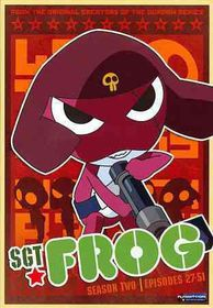 Sgt Frog:Season 2 - (Region 1 Import DVD)