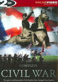 Complete Civil War - (Region 1 Import DVD)
