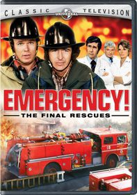 Emergency the Final Rescues - (Region 1 Import DVD)