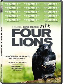 Four Lions - (Region 1 Import DVD)