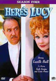 Here's Lucy Season 4 - (Region 1 Import DVD)