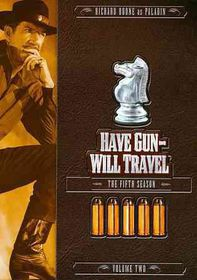 Have Gun Will Travel:Season 5 Vol 2 - (Region 1 Import DVD)