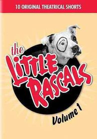 Little Rascals Vol 1 - (Region 1 Import DVD)