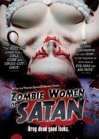 Zombie Women of Satan - (Region 1 Import DVD)