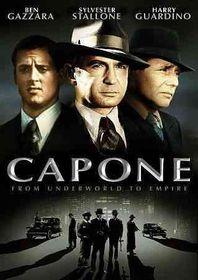 Capone - (Region 1 Import DVD)