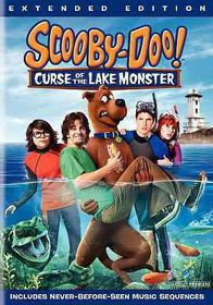 Scooby Doo Curse of the Lake Monster - (Region 1 Import DVD)
