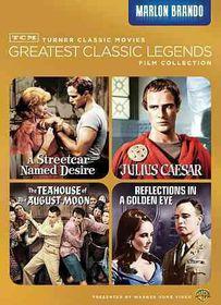Tcm Greatest Classic Films:Marlon Bra - (Region 1 Import DVD)