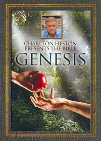 Charlton Heston Bible:Genesis - (Region 1 Import DVD)