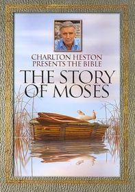 Charlton Heston Bible:Story of Moses - (Region 1 Import DVD)