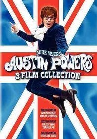 Austin Powers 1-3 Collection - (Region 1 Import DVD)