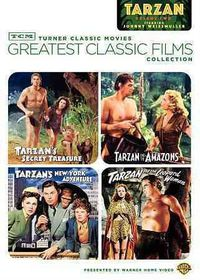 Tcm Greatest:Weissmuller Tarzan Vol 2 - (Region 1 Import DVD)