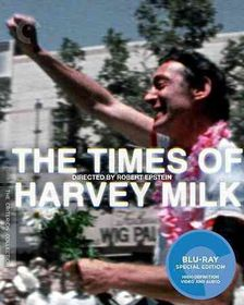 Times of Harvey Milk - (Region A Import Blu-ray Disc)