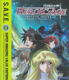Heroic Age:Complete Series (Save) - (Region A Import Blu-ray Disc)
