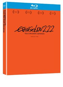 Evangelion:2.22 You Can Not Advance - (Region A Import Blu-ray Disc)